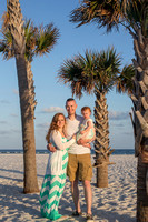 Watkins Family - April - Gulf Shores